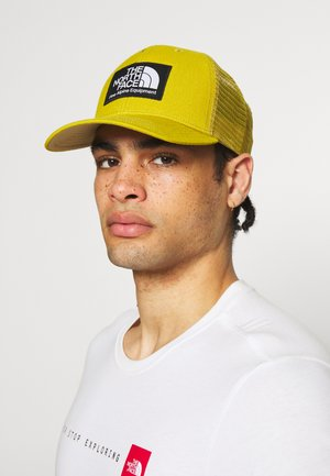 DEEP FIT MUDDER TRUCKER UNISEX - Gorra - matcha green