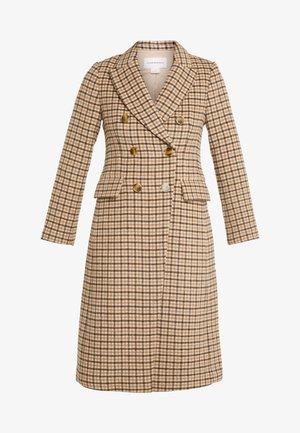 JEMMA COAT - Classic coat - camel/multi