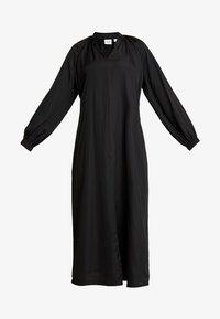 GAP - ZEN MIDI - Day dress - true black - 4