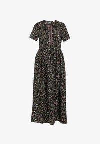 usha - Maxi dress - flower print - 4