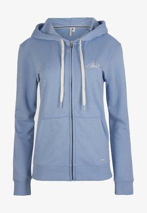 Zip-up hoodie - forever blue