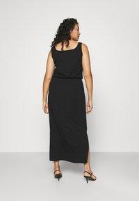 Vero Moda Curve - VMADAREBECCA ANKLE DRESS - Maxi dress - black - 2