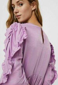 Vero Moda - Hverdagskjoler - violet tulle - 4