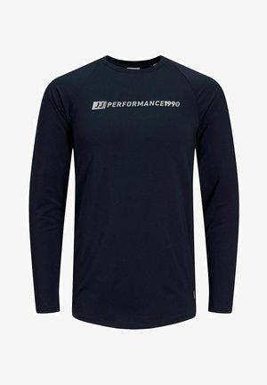 PERFORMANCE - Långärmad tröja - navy blazer