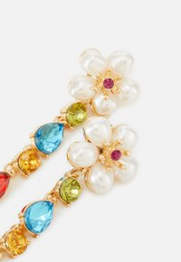Pieces - PCOLIVIA EARRINGS - Earrings - gold-coloured - 2