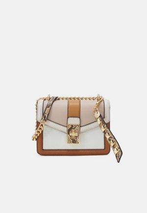 THEALLIA - Across body bag - taupe combo