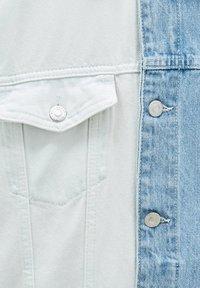 PULL&BEAR - Denim jacket - white - 11
