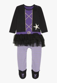 mothercare - BABY WITCH - Sleep suit - black - 0