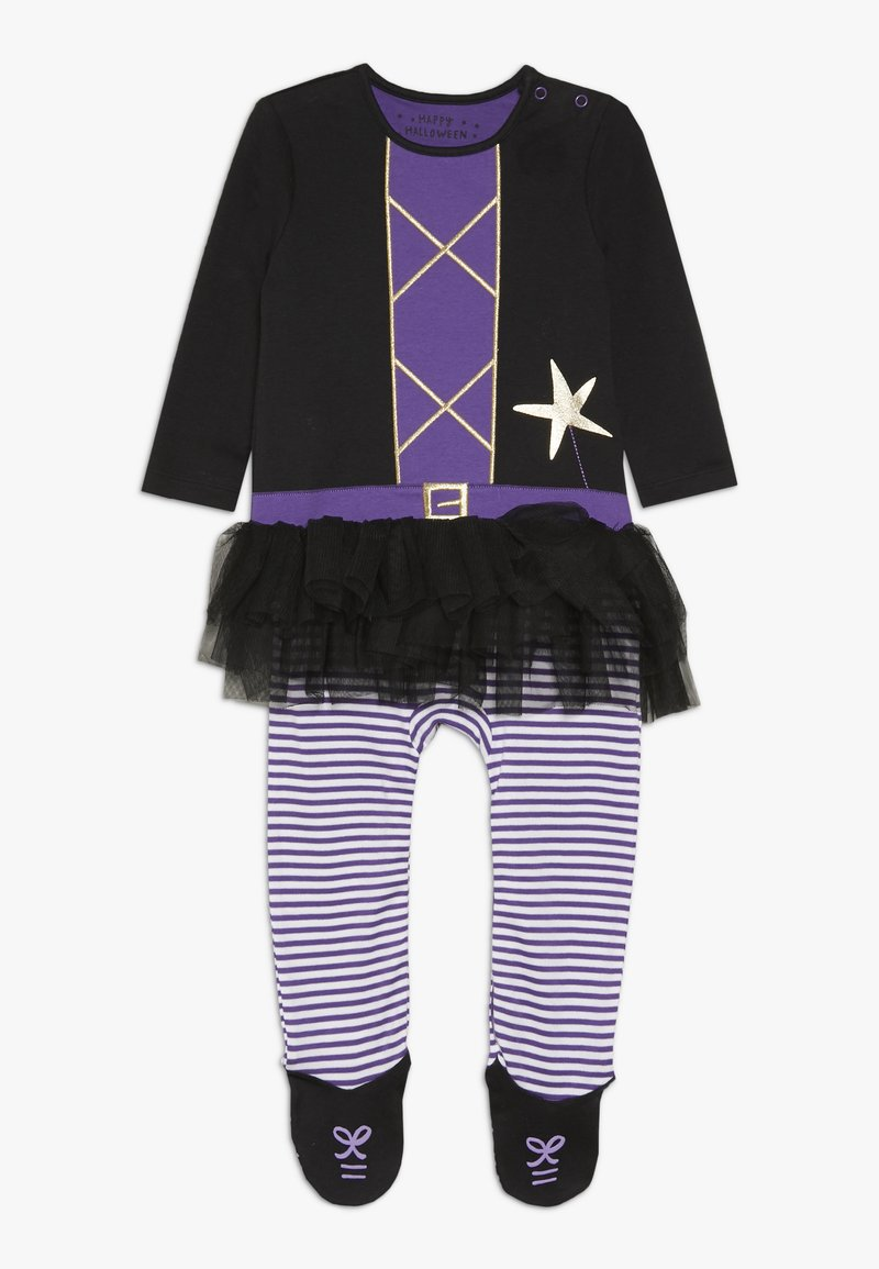mothercare - BABY WITCH - Sleep suit - black