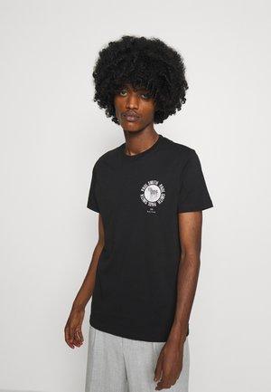 EXCLUSIVE ZEBRA - Potiskana majica - black