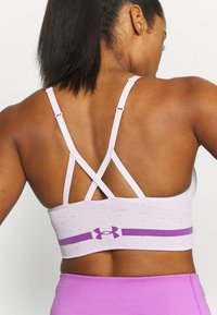 Under Armour - Sports bra - crystal lilac - 3