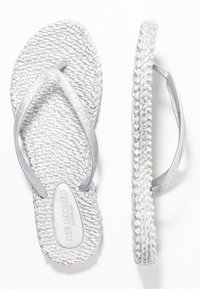 Ilse Jacobsen - CHEERFUL - Pool shoes - silber - 3