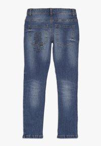 Benetton - TROUSERS - Slim fit jeans - blue - 1
