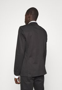 KARL LAGERFELD - SUIT VIBRANT - Completo - black - 3