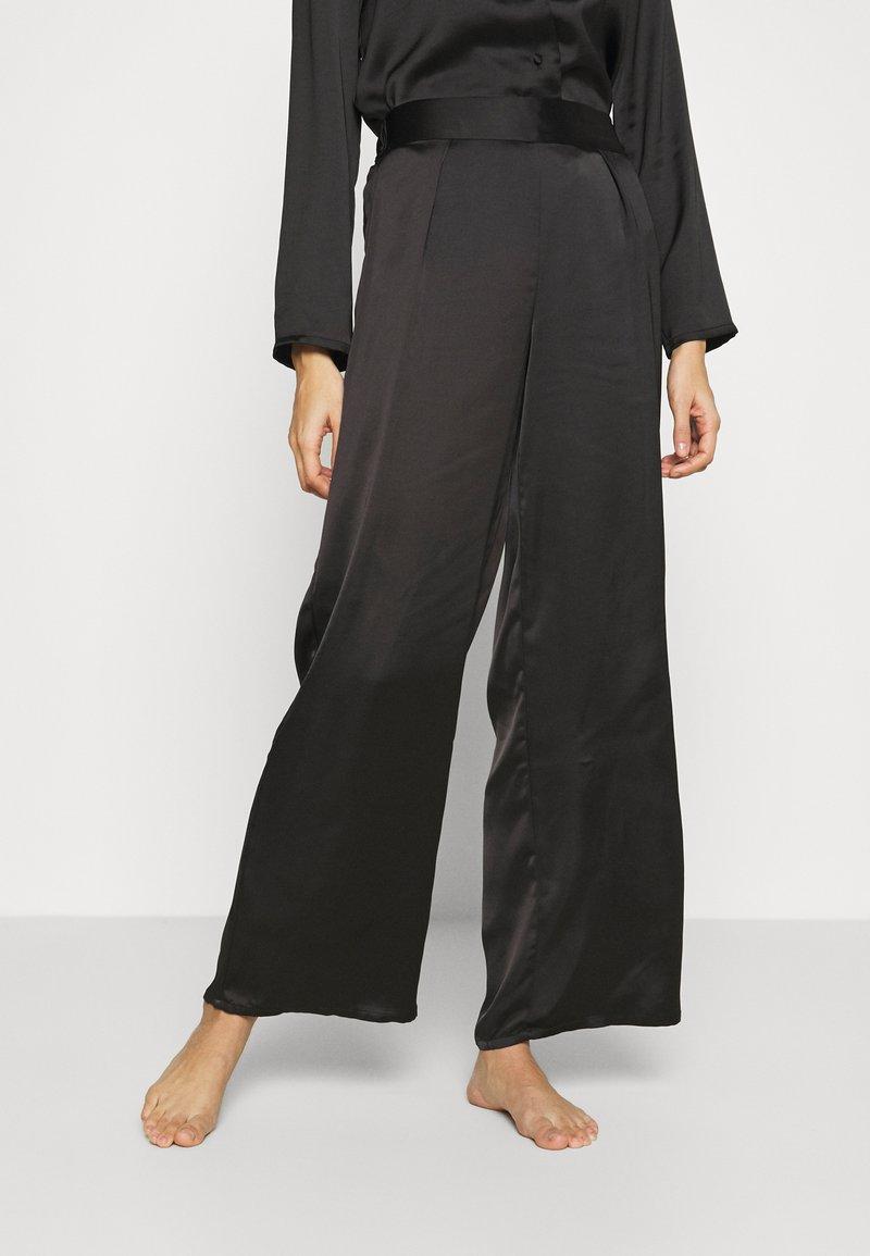 Etam - ERINA PANTALON - Pyjama bottoms - noir