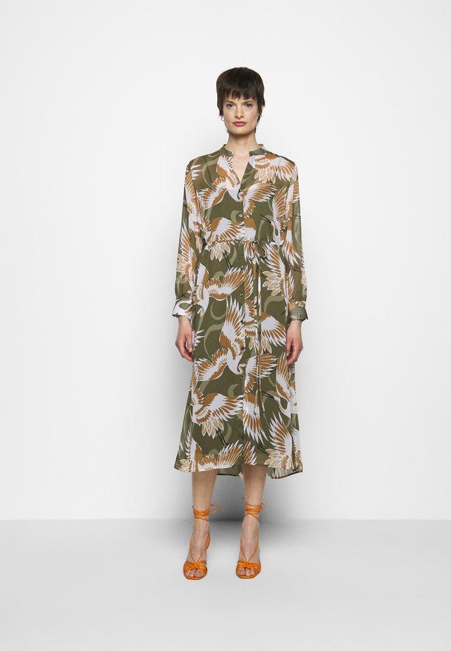 ELEKTRA - Shirt dress - olive