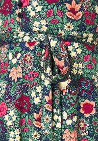 King Louie - EMMY DRESS KOJI - Shirt dress - opal green - 7