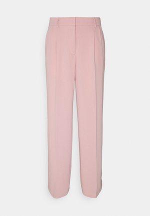 PANTALONE TESSUTO - Pantalon classique - rosa antico