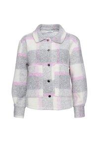 Noella - VIKSA - Summer jacket - light grey pink - 2