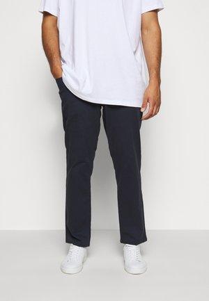 JJIGLENN JJORIGINAL - Chinos - navy blazer