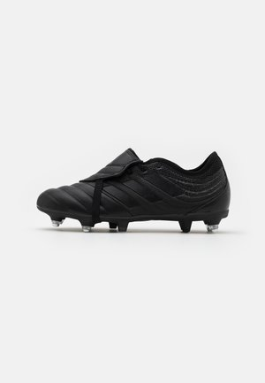 COPA GLORO 20.2 FOOTBALL SOFT GROUND - Screw-in stud football boots - core black/dough solid grey