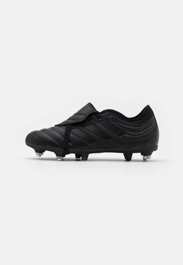 COPA GLORO 20.2 FOOTBALL SOFT GROUND - Chaussures de foot à lamelles - core black/dough solid grey