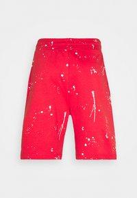 274 - VARSITY - Shorts - red - 1
