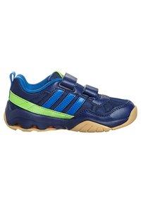 adidas Performance - GYMPLUS 2 - Chaussures d'entraînement et de fitness - night blue/blue beauty/ray green - 5