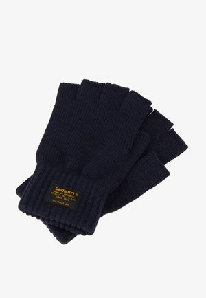 MILITARY MITTEN UNISEX - Fingerless gloves - dark navy