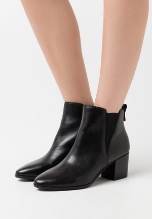 RYELAND - Kotníková obuv - black