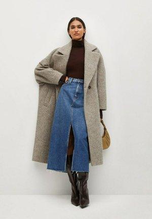 GOFRE - Classic coat - ecru