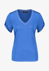 Taifun - Basic T-shirt - blue lagoon - 2