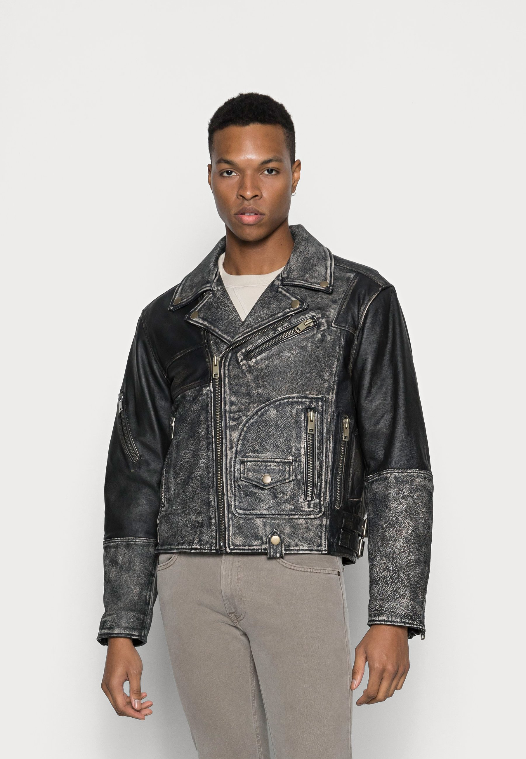 Men L CONWAY - Leather jacket
