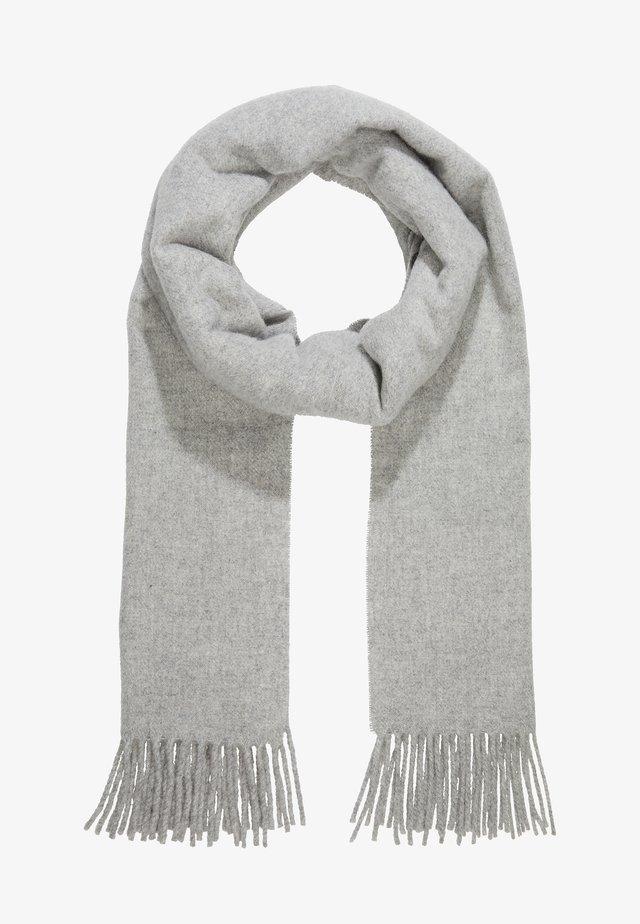 EFIN SCARF - Sjaal - grey melange