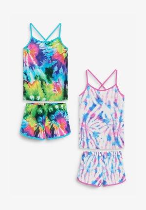 2 PACK - Pyjamas - multi-coloured