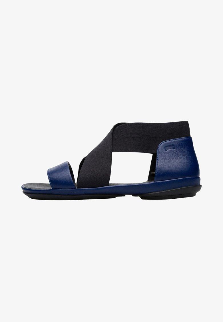 Camper - RIGHT NINA - Sandalias de senderismo - blue