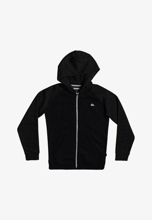 EASY DAY  - Zip-up hoodie - black