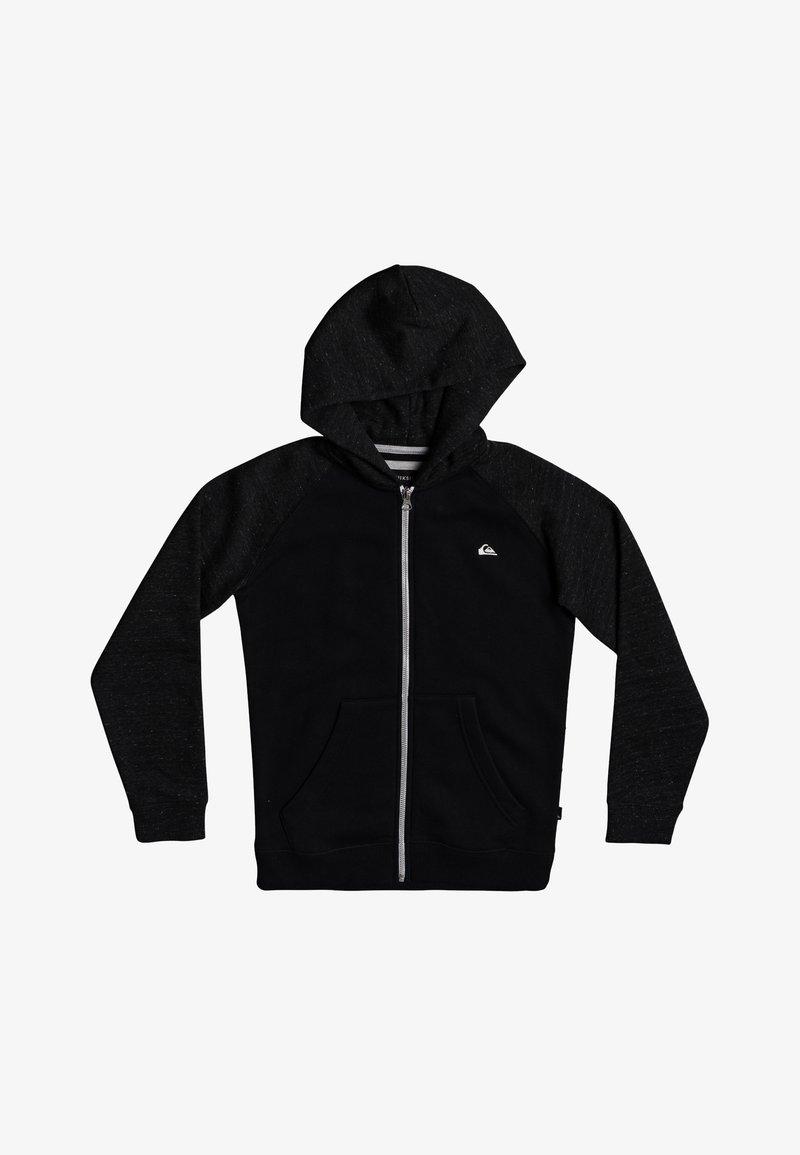 Quiksilver - EASY DAY  - veste en sweat zippée - black