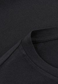 Phyne - T-shirt à manches longues - black - 3