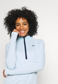 Under Armour - STORM 1/2 ZIP - Pullover - blue frost/blue ink - 3