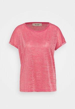 KAY TEE - T-shirt imprimé - fandango pink