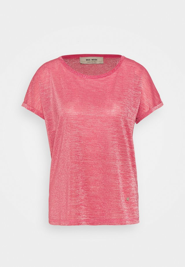KAY TEE - T-shirt print - fandango pink