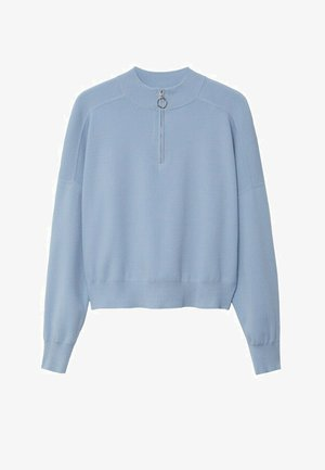 Sweater - bleu porcelaine