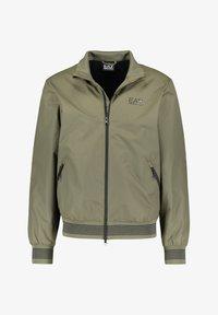 EA7 Emporio Armani - GIUBBOTTO - Light jacket - grün - 0