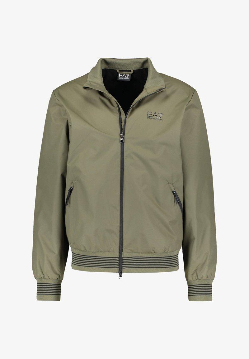 EA7 Emporio Armani - GIUBBOTTO - Light jacket - grün