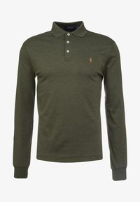 Polo Ralph Lauren - PIMA KNT - Polo shirt - alpine heather - 3