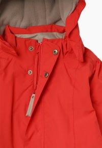 MINI A TURE - VIOLA JACKET - Winter coat - aura red - 4