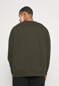 Polo Ralph Lauren Big & Tall - DOUBLE TECH - Sweatshirt - company olive - 2