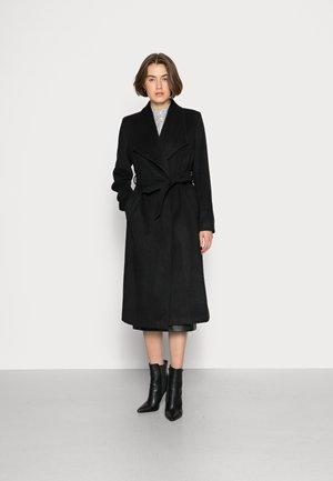SLFROSE COAT - Classic coat - black