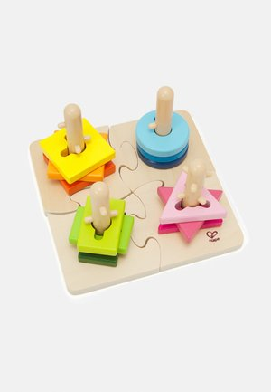 KREATIVES STECKPUZZLE - Lelu - multicoloured